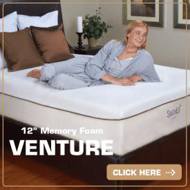 Venture Space Age Foam Mattress