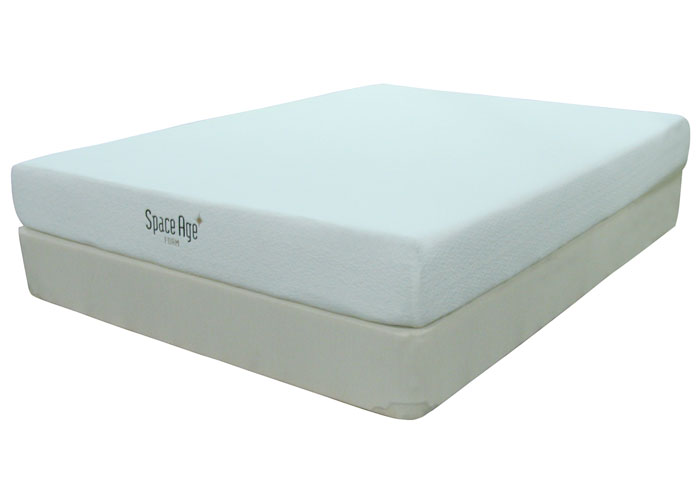 the solstice space age foam mattress